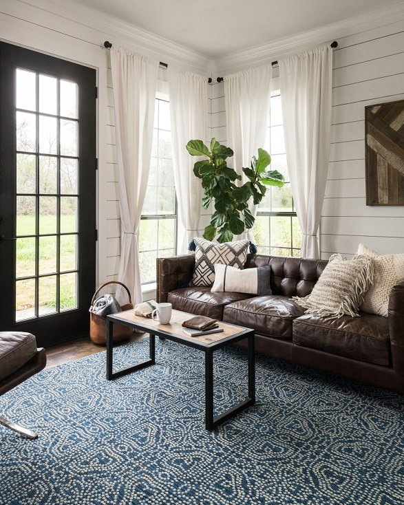 Featuring Magnolia Home Collection Hodge Floors