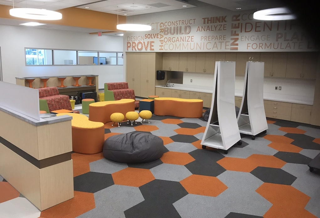 Drayton Mills Elementary School Hodge Floors