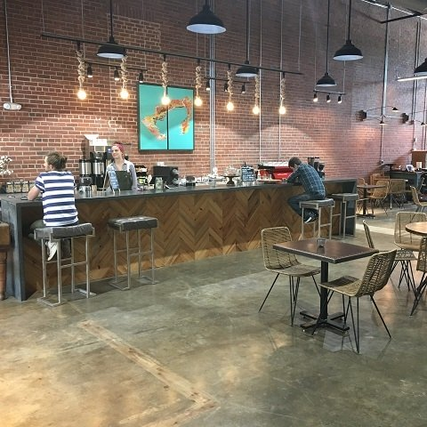 Bella Latte/Mozza Roasters and Melotte Enterprises' Corporate Headquarters