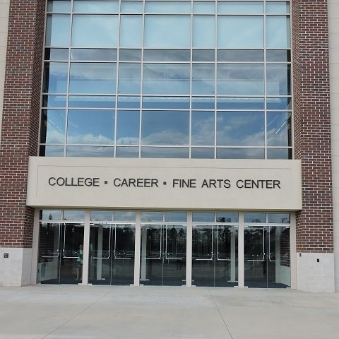Dorman High School College-Career-Fine Arts Center