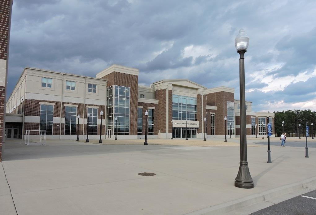 Dorman High School College Career Fine Arts Center Hodge