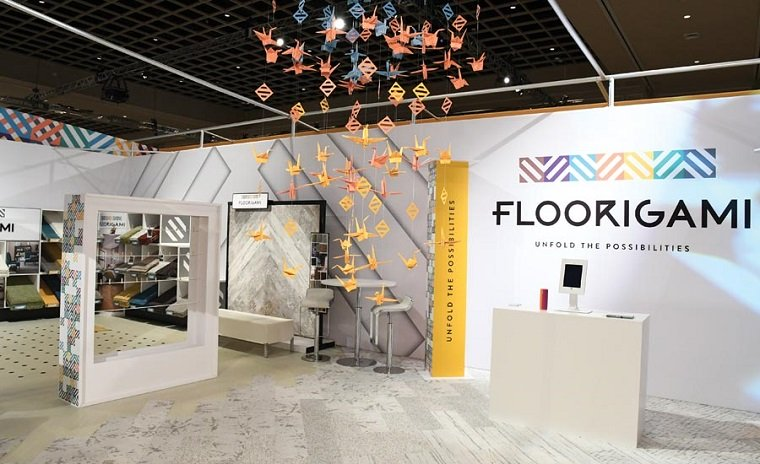 A Window into Floors of the Future: Floorigami